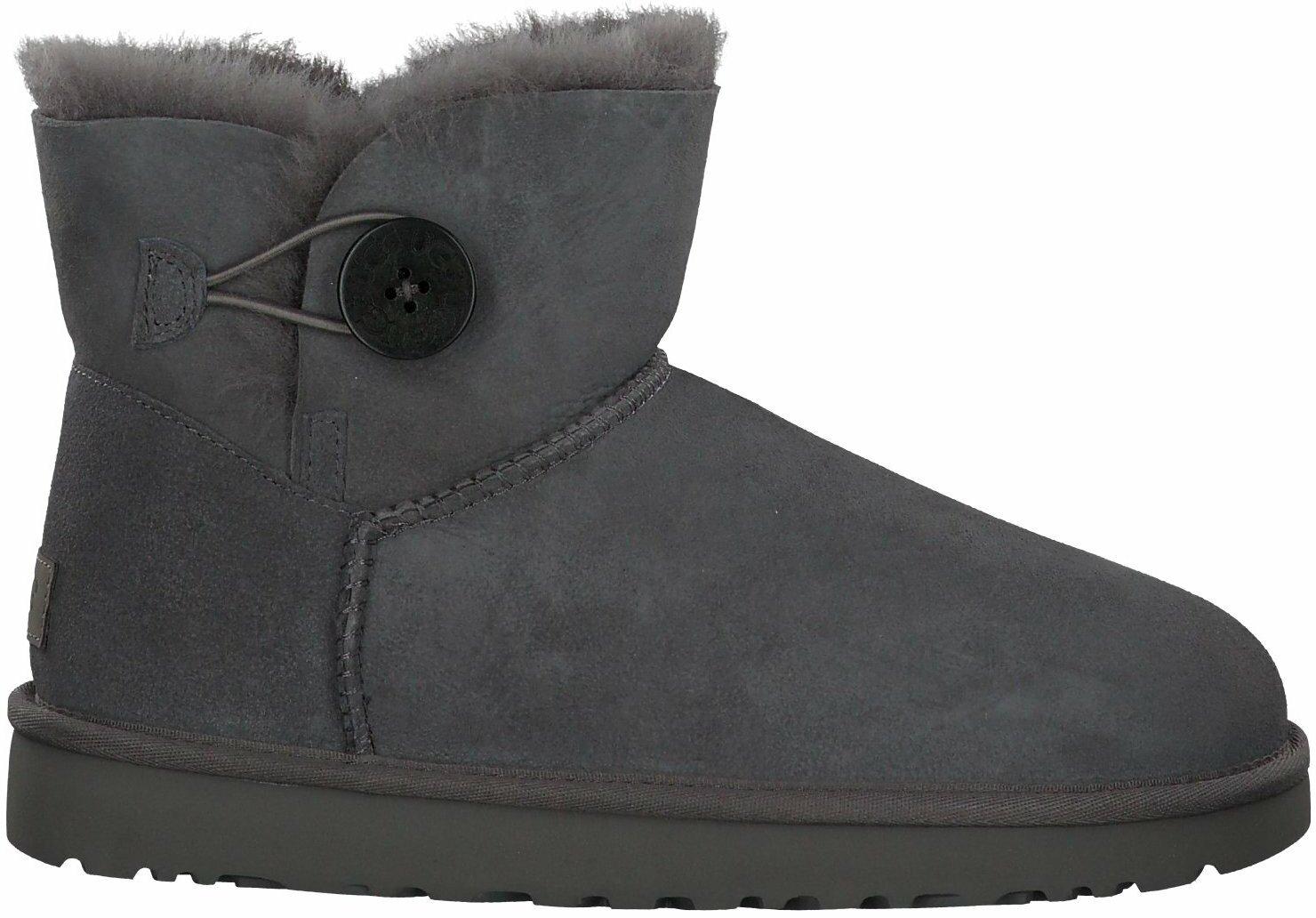 UGG Australia Winter Boots für Damen in Grau Winter Stiefel