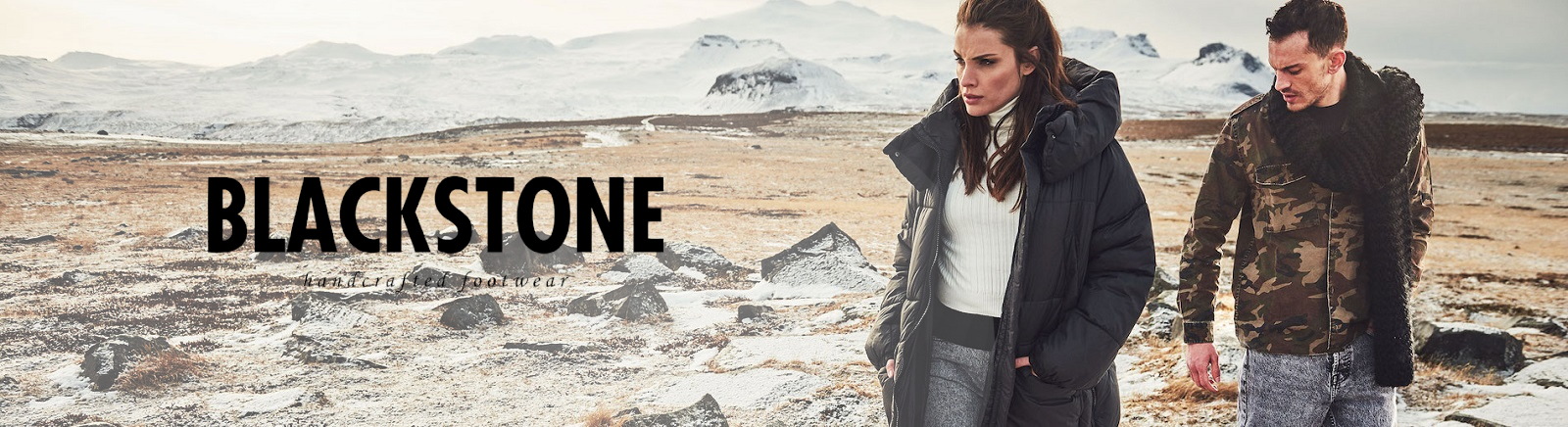 Juppen: Blackstone Combat Boots für Damen online shoppen