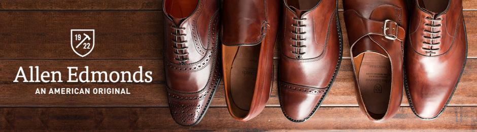 Juppen: ALLEN EDMONDS Schnürschuhe für Herren online shoppen