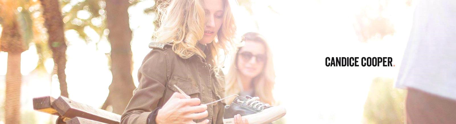 Juppen: Candice Cooper Schnürschuhe für Damen online shoppen