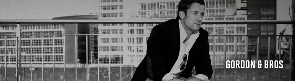 Juppen: Gordon & Bros Schnürschuhe für Herren online shoppen