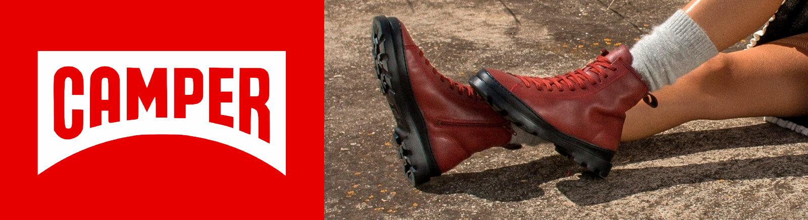 Juppen: Camper Boots für Herren online shoppen