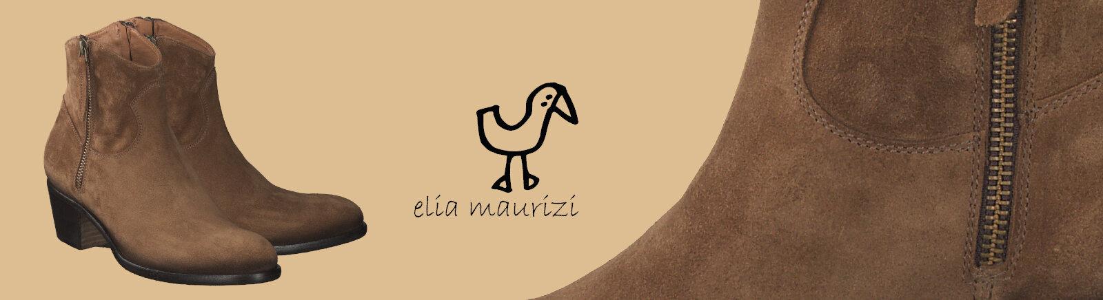 Juppen: Elia Maurizi Coole Biker Boots für Damen online shoppen