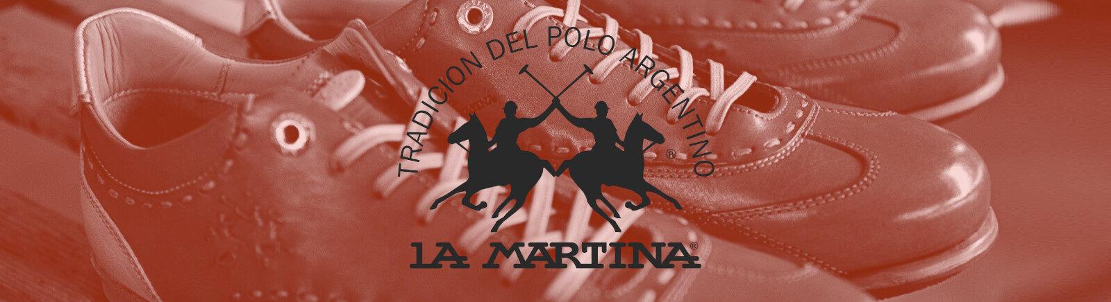 La Martina Herrenschuhe online entdecken im Juppen Schuhe Shop